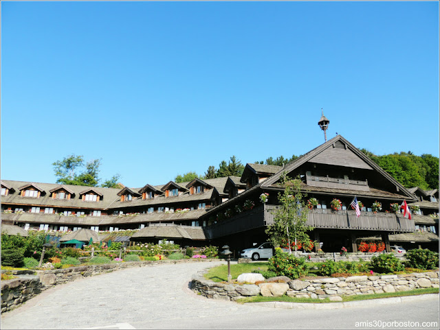 Trapp Family Lodge en Vermont