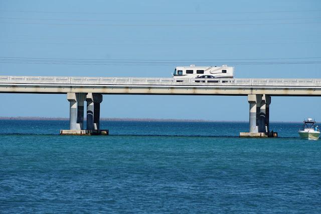 Viagem de motorhome pela Flórida