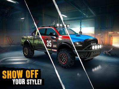 Download Permainan Asphalt Xtreme: Offroad Racing APK