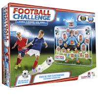 Un jeu pour enfant pour s'entraîner au football
