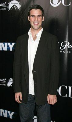Muso da Semana: Eddie Cahill, o Don Flack do seriado CSI: NY