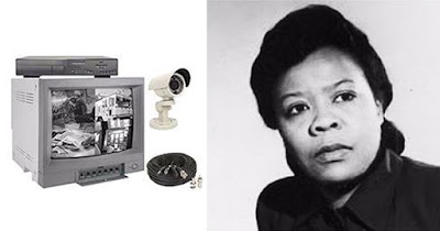 Marie Van Brittan Brown, inventor of the first home security system
