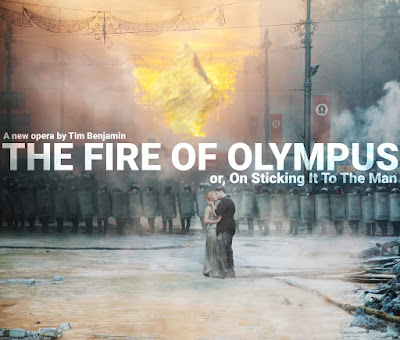 Tim Benjamin - The Fire Of Olympus; or, On Sticking It To The Man