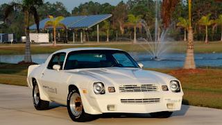 1981 Yenko Turbo Z Stage II white
