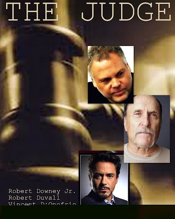 NEW FILM 'THE JUDGE' STARTS FILMING JUNE 3RD