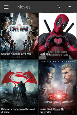 tv showbox deadpool via showbox