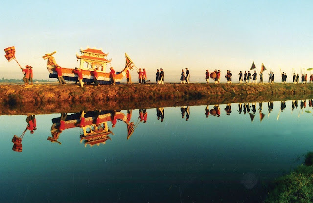Discover the culture ethnic festivals in Vietnam in February 7