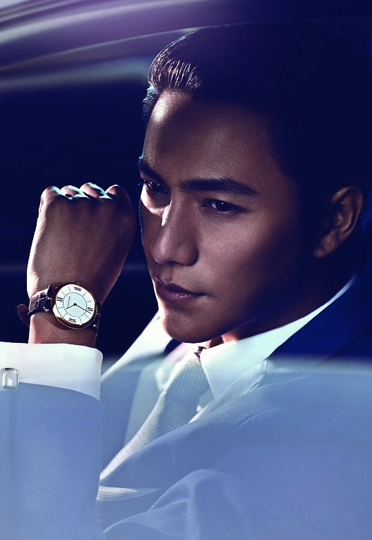 Eye Candy : Chen Kun for Van Cleef & Arpels