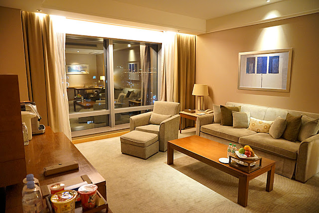 DSC03118 - 熱血採訪│台中住宿裕元花園酒店Windsor Hotel 享受寧靜夜景度過浪漫之夜