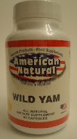 wild yam, alternative medicine menopause
