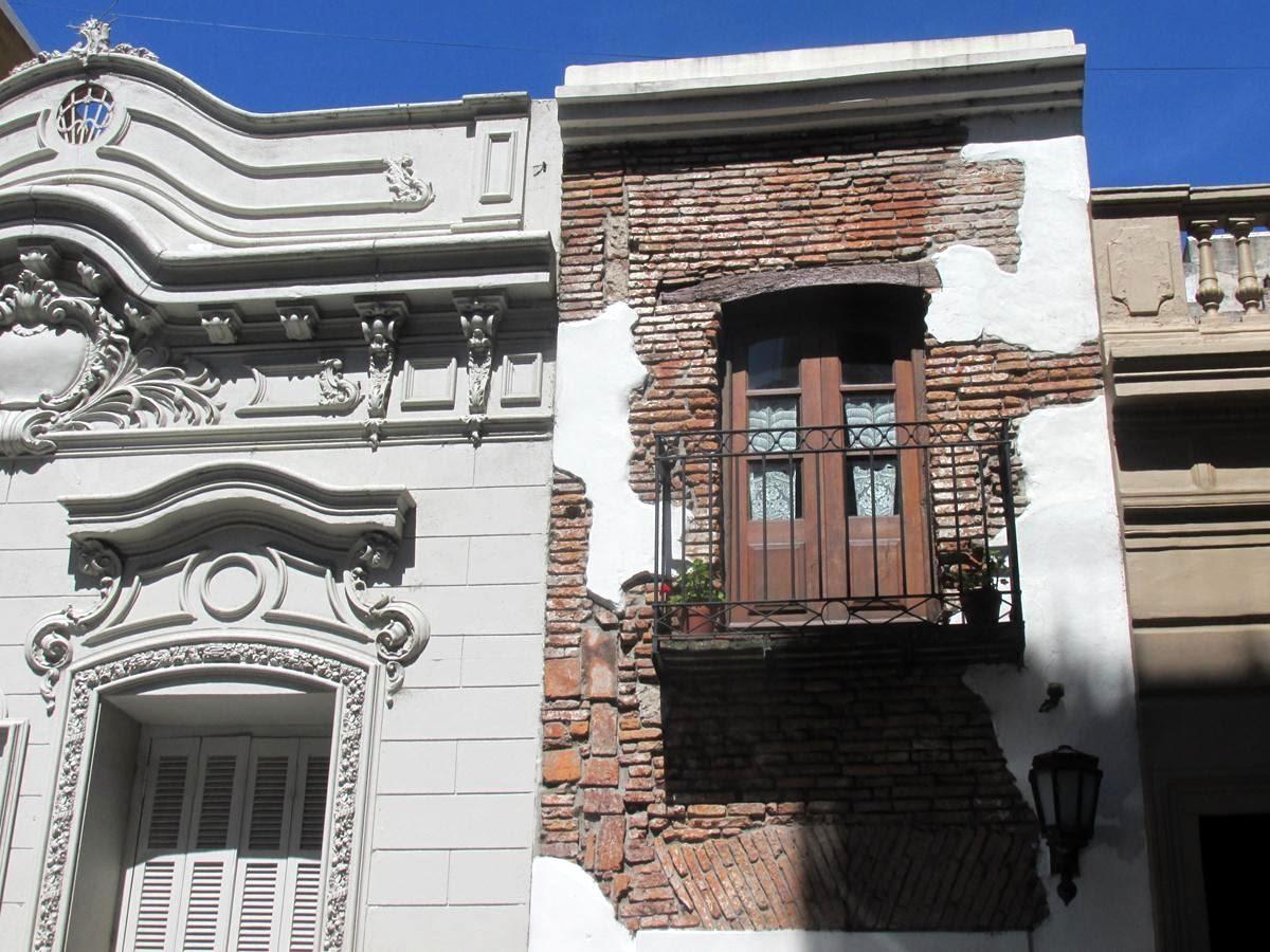 Estos lugares casa m nima pasaje san lorenzo 380 san telmo for Casa minima