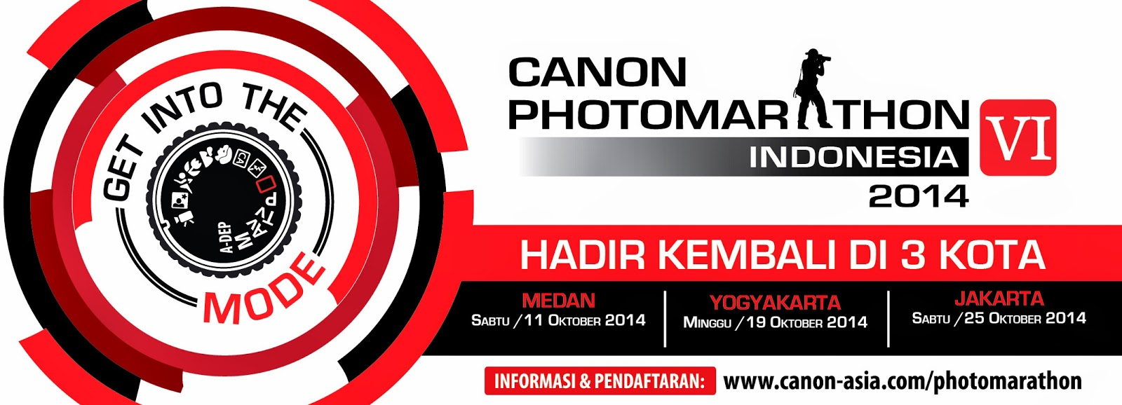 Canon PhotoMarathon Indonesia 2014