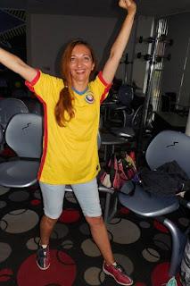 Sunt suporter al echipei Romaniei si vorbesc limba fotbalului