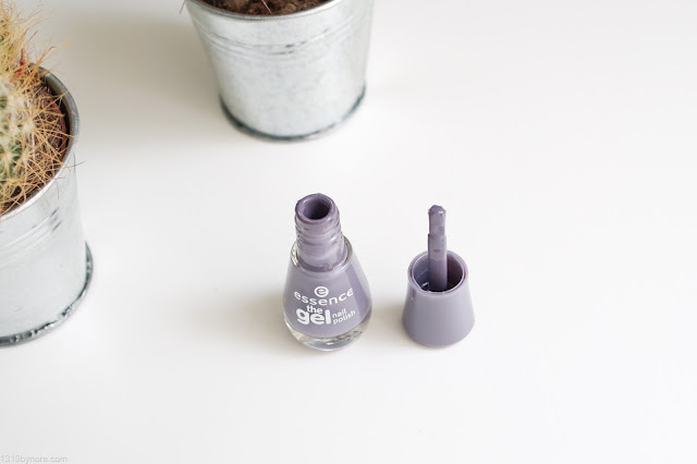 essence the gel nail polish 87 gossip girl