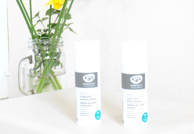 New In: Green People Sensitive Skincare