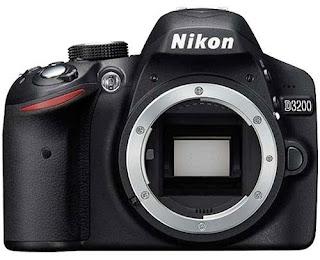 سعر كاميرا نيكون d3200