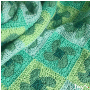 Little Windmill Babyblanket