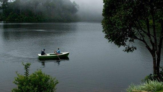 Gavi, Kerala Boating in Lake
