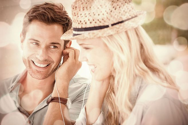 Online-Dating erster Liner
