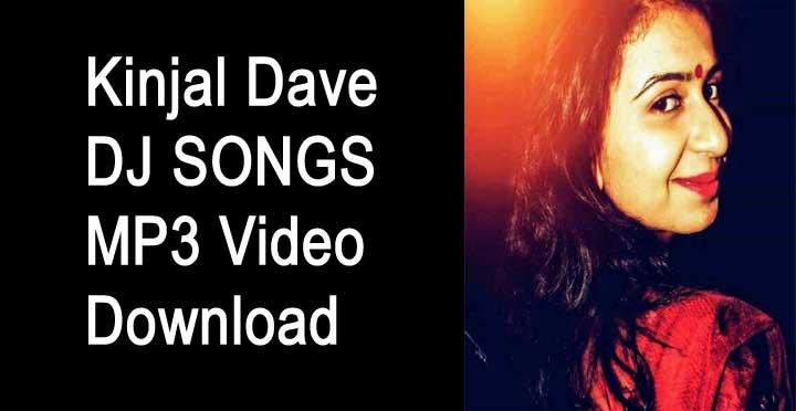 Kinjal Dave All DJ Songs Mp3