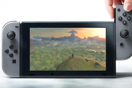 Sony Bikin Konsol Game Tiruan Nintendo Switch?