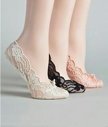 Lace shocks