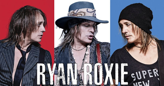 ALICE COOPER Guitarist RYAN ROXIE To Release Solo Album In May