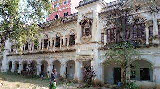 Museum Theft: Nizam Museum (HEH Nizam's Museum) Hyderabad, India