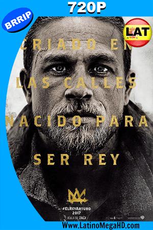 El Rey Arturo: La Leyenda de la Espada (2017) Latino HD 720p ()