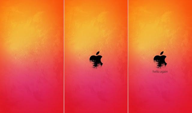 iPhone Apple logolu Duvar Kağıtları