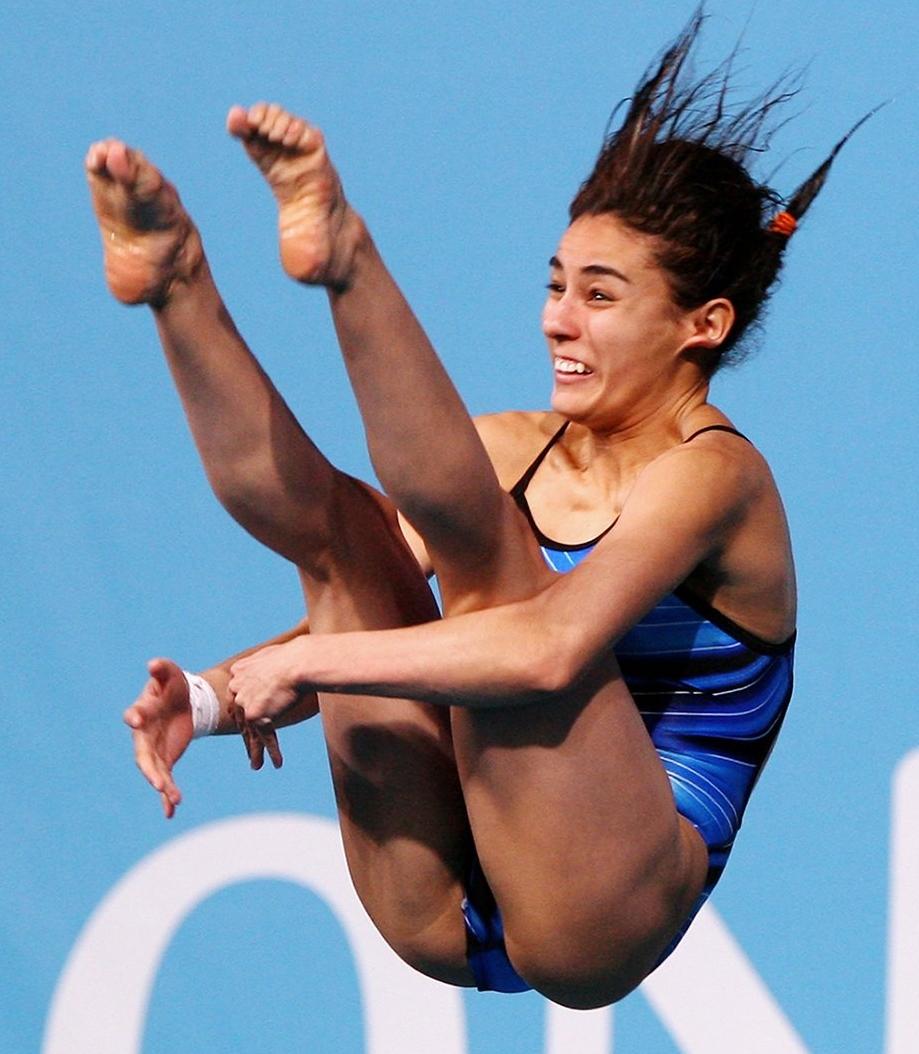 Paola Espinosas Feet