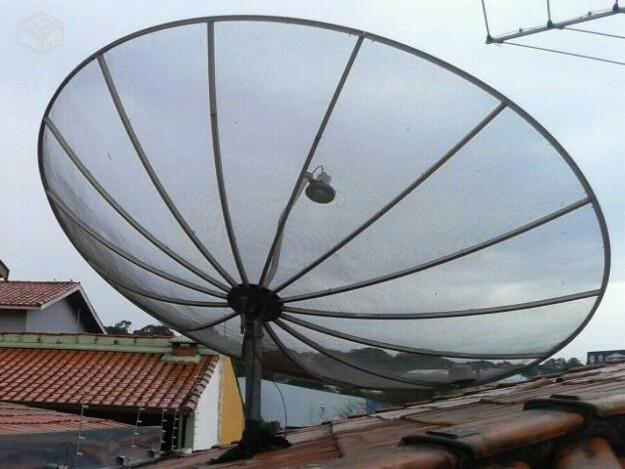Resultado de imagem para antena parabólica blogger