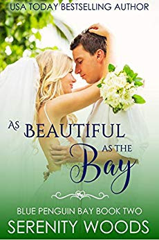 Book Review: As Beautiful as The Bay, by Serenity Woods, 4 stars