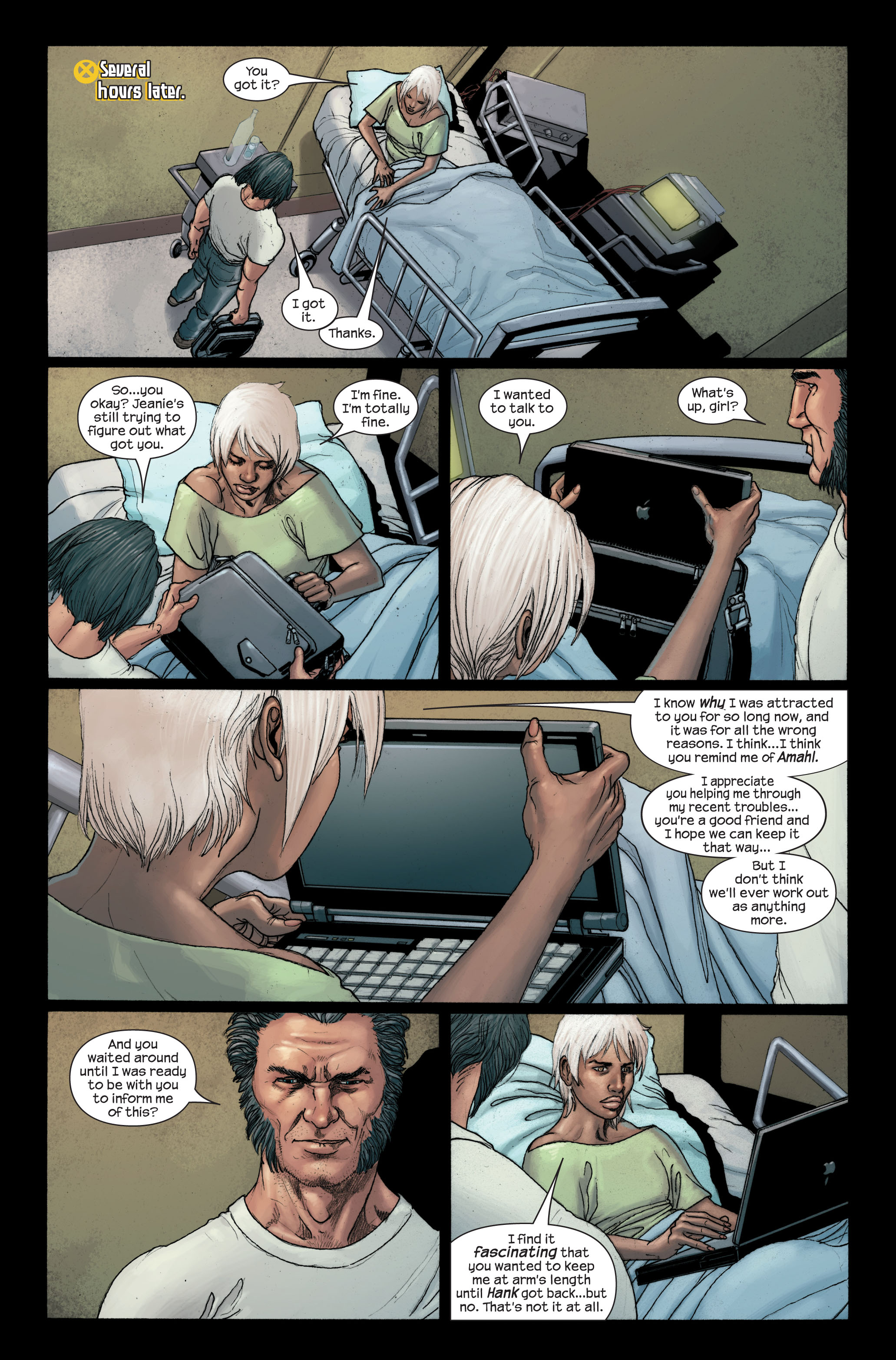 Read online Ultimate X-Men comic -  Issue #89 - 20