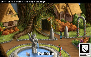Videojuego Order of the Thorne The King's Challenge