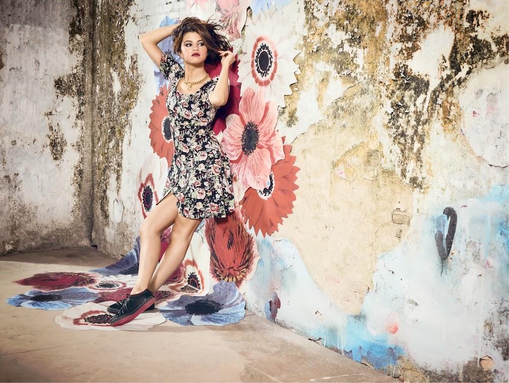 Manila Life: SELENA GOMEZ ROCKS REBEL LOOK IN EDGY ADIDAS