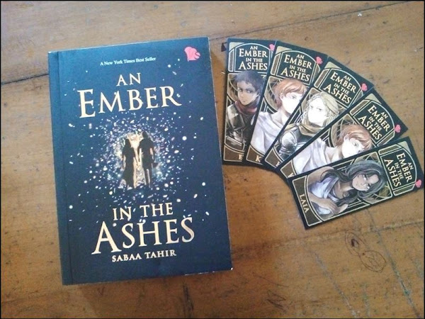 An Ember in the Ashes [GIVEAWAY]