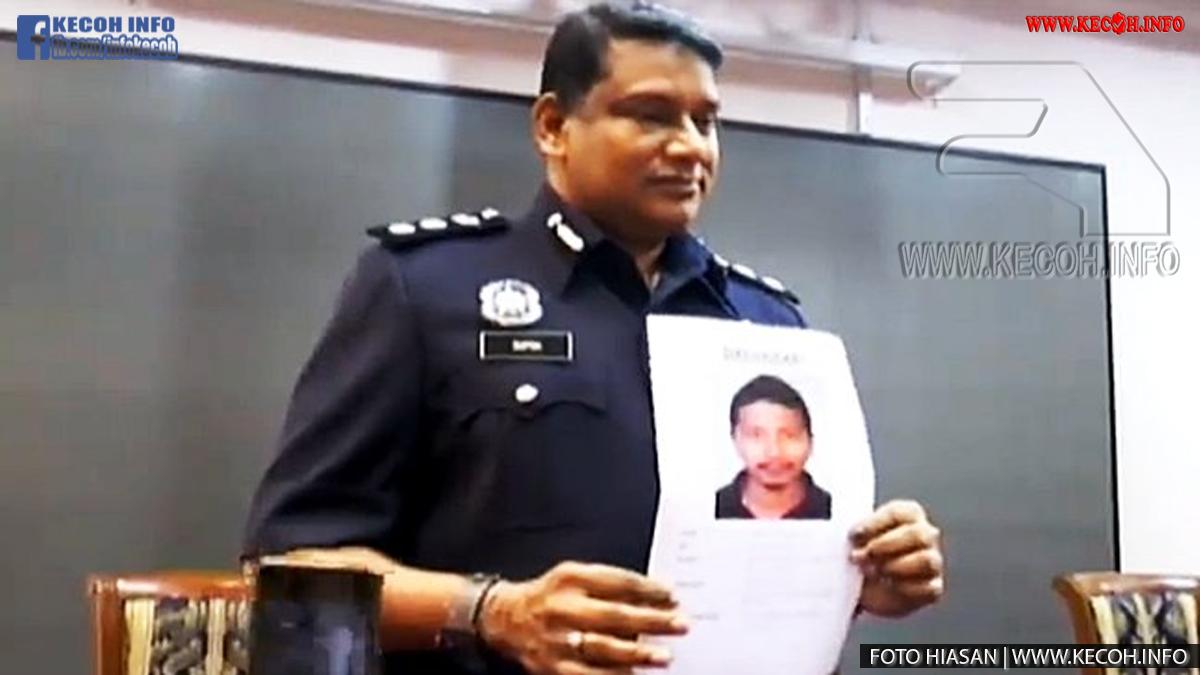 Seorang Bekas Pegawai Tentera Diburu Selepas Berjaya Larikan RM2.6 Juta
