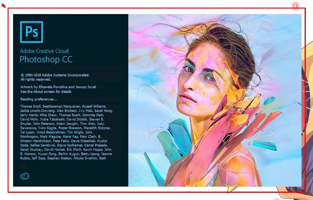 Shuvi Dola Splashscreen Photoshop CS Series