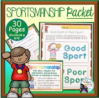 Sportsmanship Character Education