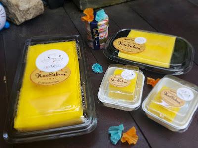 Inovasi Terbaru Oleh Oleh Bandung Kue Sabun, Lumer di Mulut, Lembut di Lidah