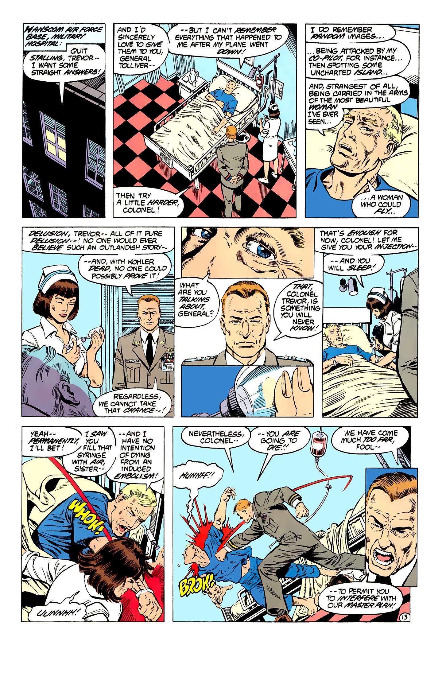 Read online Wonder Woman (1987) comic -  Issue #3 - 14