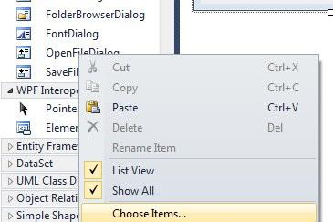 Tutorial Cara Mengatasi Crystal Reports Yang Tidak Tampil Pada Toolbox Visual Studio 2010