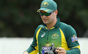 Information About Michael Clarke Australian Cricket Players