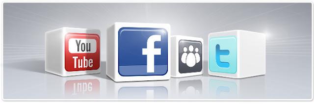 Các trang mạng xã hội chia sẻ thông tin