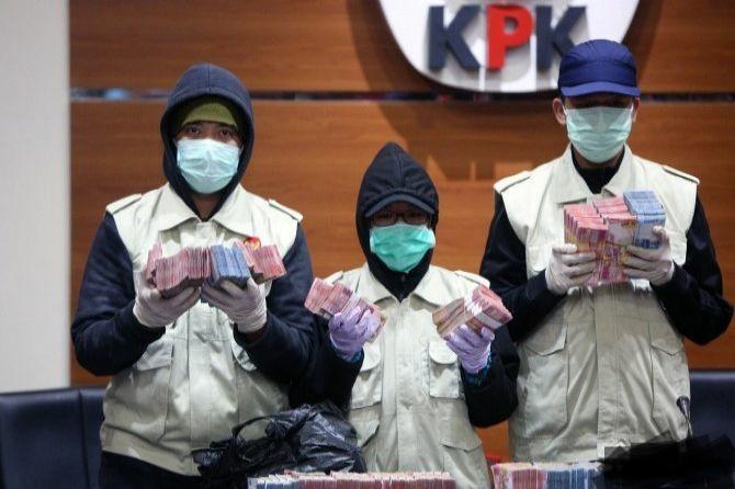 Innalillahi! Satu Lagi Kepala Daerah Pendukung Jokowi Diciduk KPK