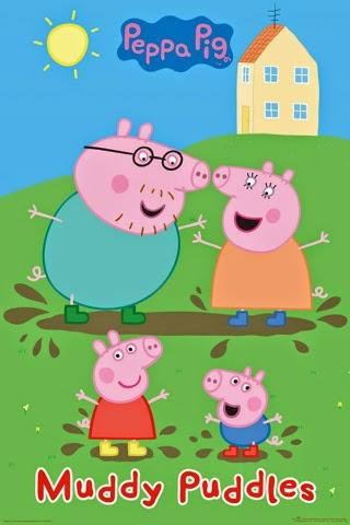Peppa Pig: Muddy Puddles [2014][DVD5] [Latino]
