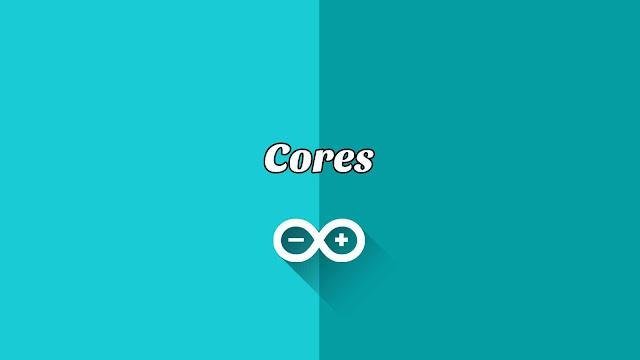 Memasang core tambahan