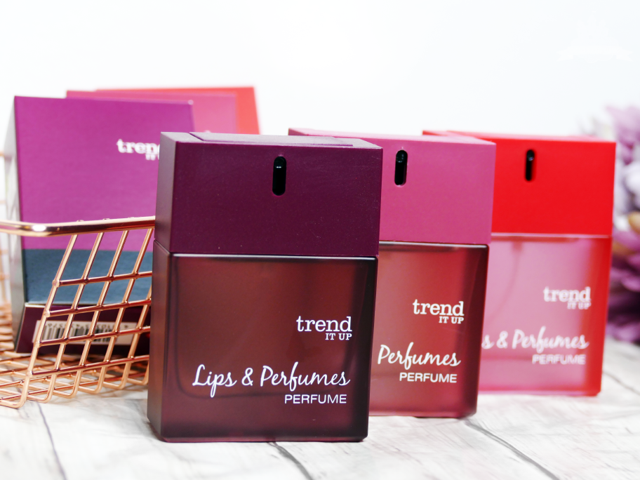 Trend it up Lips & Perfumes Limited Edition Parfum EdP