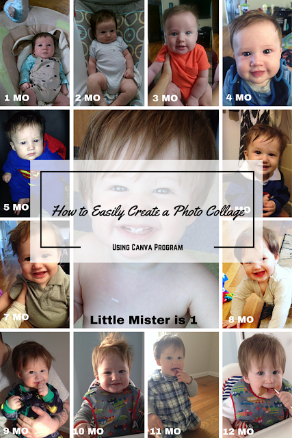How To Easily Create a Photo Collage Using Canva
